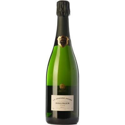 Champagne Bollinger La Grande Année