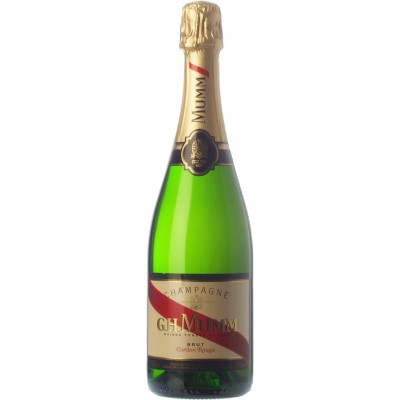 Champagne G.H. Mumm Cordon Rouge