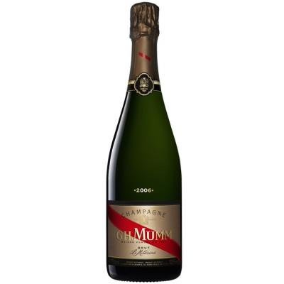 Champagne G.H. Mumm Brut Le Millésimé