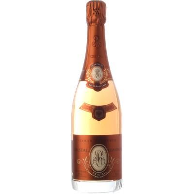 Champagne Louis Roederer Brut Cristal Rosé