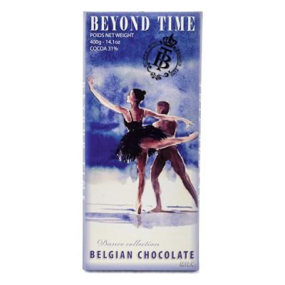 Tableta de Chocolate Belga (31% cacao)