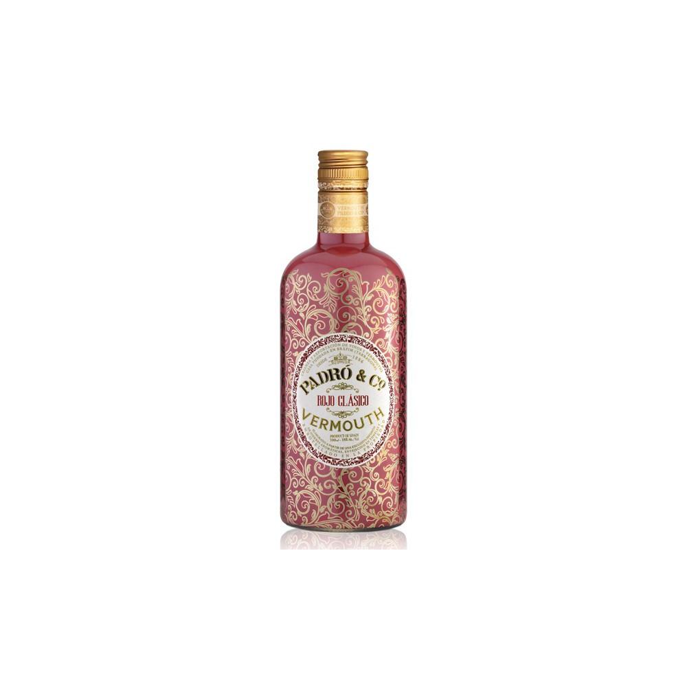 Vermouth Padró & Co Rojo Clásico