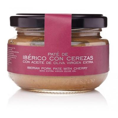 Paté de Ibérico con Cerezas
