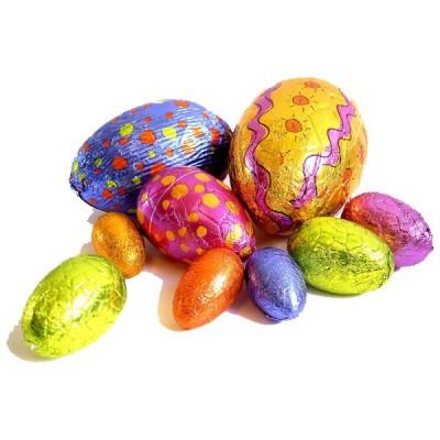 Huevos de Pascua (2,5 Kg.)