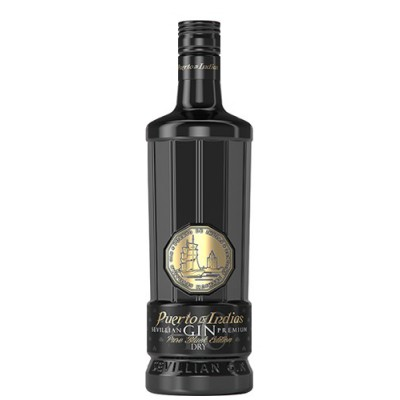 Ginebra Puerto de Indias Pure Black Edition