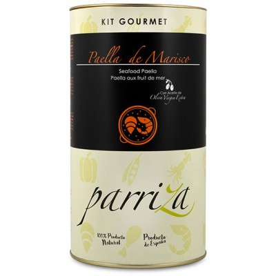 Kit Arroz Gourmet (Paella de Marisco)