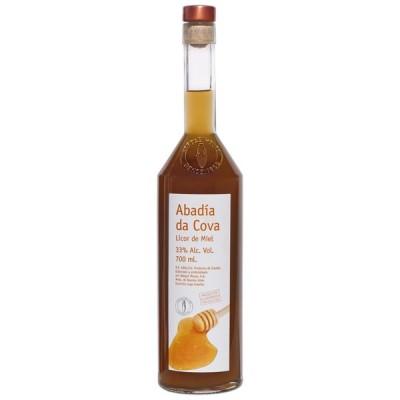 Licor de mel Abadía Da Cova