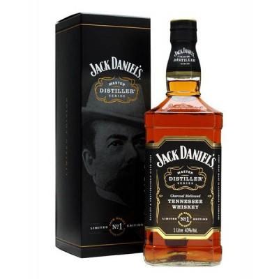 Whisky Jack Daniels Master Distiller Nº1