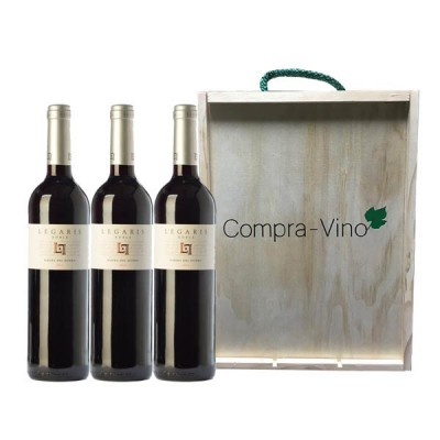Legaris Roble (Estuche 3 Botellas)