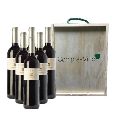 Legaris Roble (Estuche 6 Botellas)