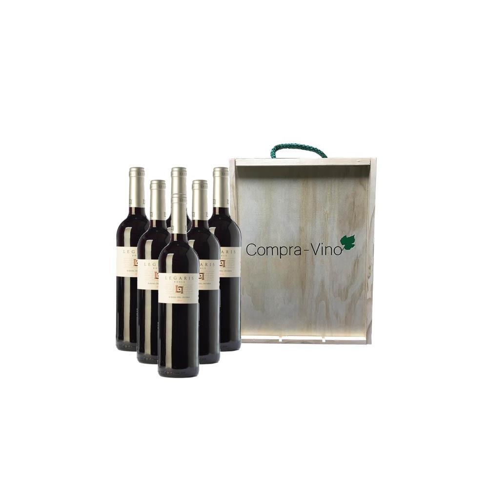 Legaris Roble (Estuche 6 Botellas)