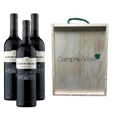 Ramón Bilbao Reserva (Estuche Especial 3 Botellas)
