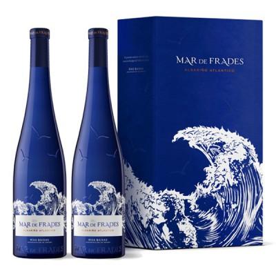 Estuche (2 botellas) Albariño Mar de Frades