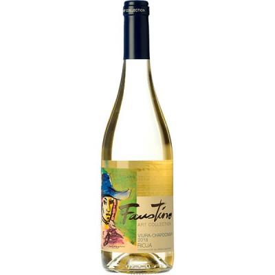 Faustino Art Collection Viura Chardonnay