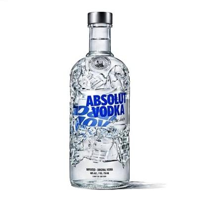 Vodka Absolut Comeback