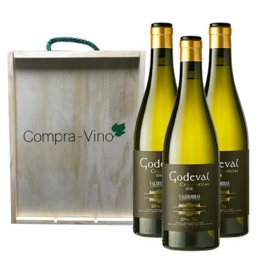Godeval Cepas Vellas (Estuche 3 Botellas)