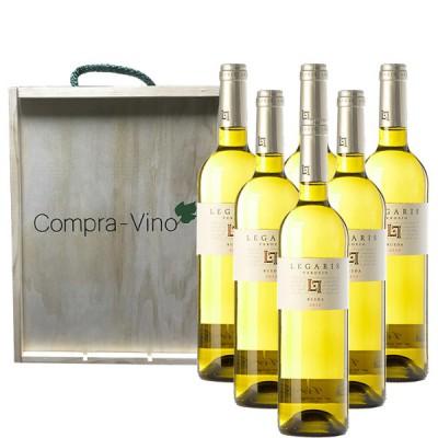 Legaris Verdejo (Estuche 6 Botellas)