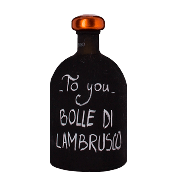 Ceci Emilia Rosso To you Bolle di Lambrusco