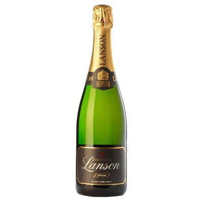 Champagne  Lanson Black Label