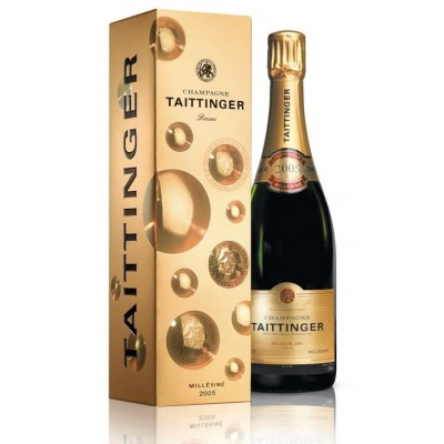 Champagne Taittinger Millesime