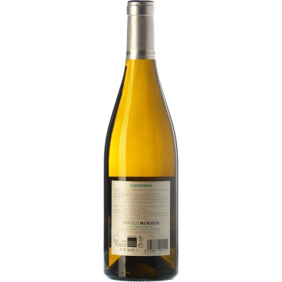 Enrique Mendoza Chardonnay