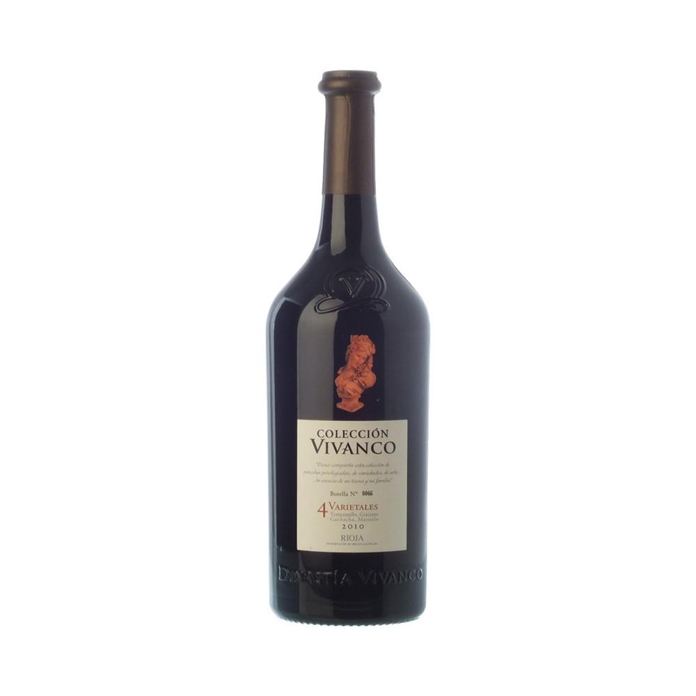 Vivanco 4 Varietales