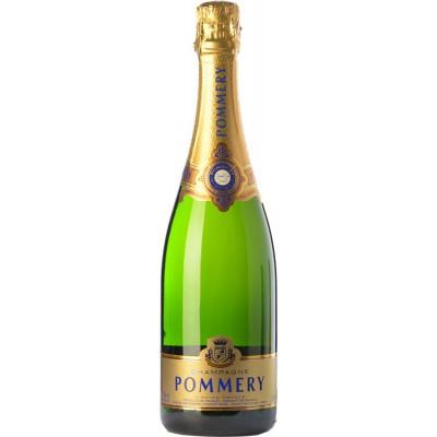 Champagne Pommery Grand Cru