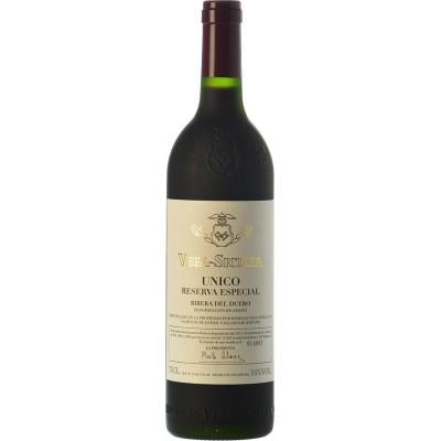 Vega Sicilia Único Reserva Real Especial